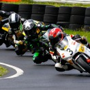 Florian Weiß - Raceflo - mit seiner Honda in Führung