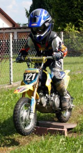 Florian Weiß - Raceflo - beginnt 2010 mit dem Motocross Motorsport