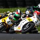 Florian Weiß - Raceflo - beim Rennen zum ADAC Mini Bike Cup in Führung