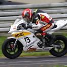 Florian Weiß- Raceflo - auf der Zielgeraden mit dem Motorrad unterwegs