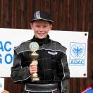 Florian Weiß siegt beim Kartslalomrennen in Oberstaufen