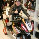 Raceflo Florian Weiß startet Training auf schnellerem Motorrad: KTM RC 390