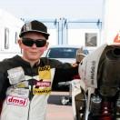 Florian Weiss - Raceflo - mit seinem Motorrad