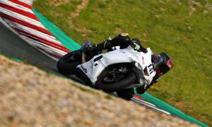 Florian Weiss - Raceflo - YAMAHA R6 Training in Rijeka Kroatien