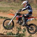 Florian Weiß wird auch im Motocross-Bereich von Helm-Hersteller HJC unterstützt