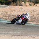 Florian Weiss - Raceflo - testet in Spanien Motorrad: Honda CBR 300 R