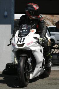 Florian Weiss Yamaha R6 Raceflo