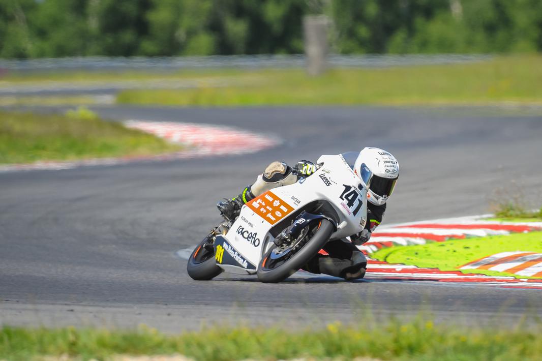 Florian Weiß | Raceflo Rennen Most IG Königsklasse