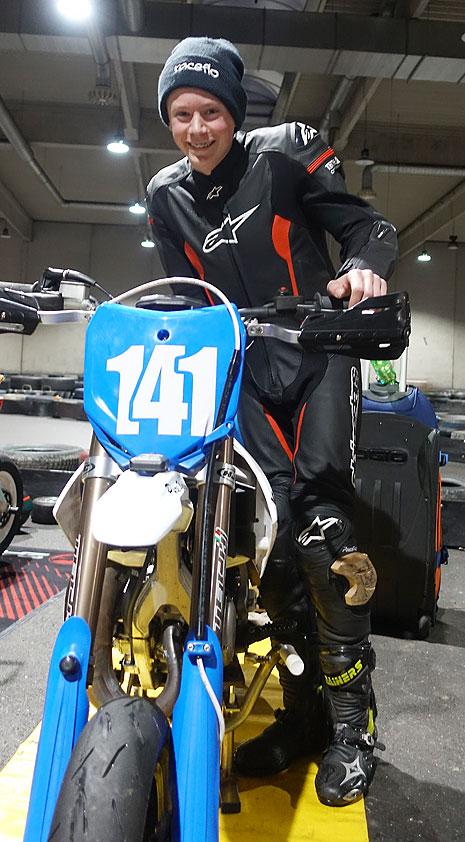 Raceflo Florian Weiss | Motorrad Rennfahrer