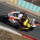 Raceflo Florian Weiss Renntraining Yamaha R6 in Rijeka